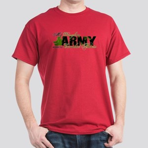 Daughter Combat Boots - ARMY Dark T-Shirt