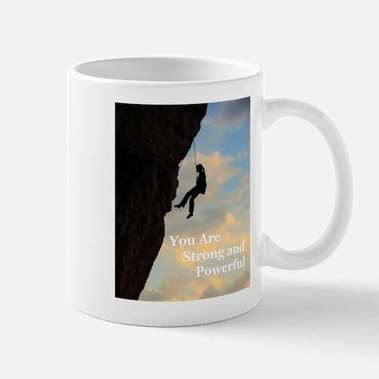 You Are Strong and Powerful Mug