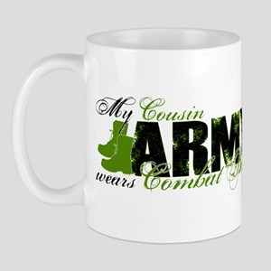 Cousin Combat Boots - ARMY Mug