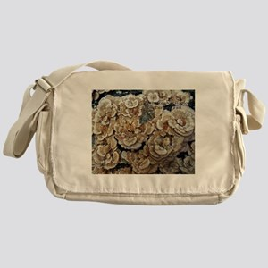 The Turkey Tail Messenger Bag