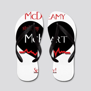 Grey's Anatomy Mc range Flip Flops