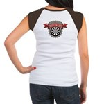Trademark Treblemaker Women's Cap Sleeve T-Shirt