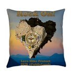 Save Our #PublicLands Everyday Pillow