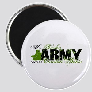 Bro Combat Boots - ARMY Magnet