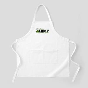 Bro Combat Boots - ARMY Apron
