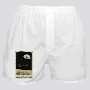 In The Beginning Boxer Shorts