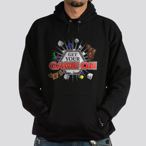 Get Your Game On Hoodie (dark)