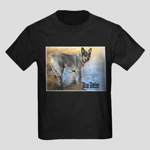 Texas country photos. Texas W Kids Dark T-Shirt