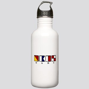 nautical Oahu Stainless Water Bottle 1.0L