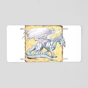 Ice Guardian Aluminum License Plate