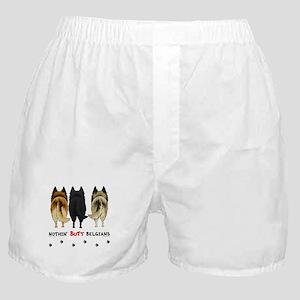 Nothin' Butt Belgians Boxer Shorts
