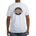 Ocheholics Fitted T-Shirt