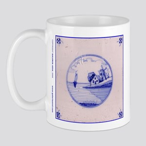 Windmill Tile: Mug