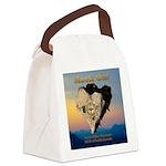 Save Our #PublicLands Canvas Lunch Bag