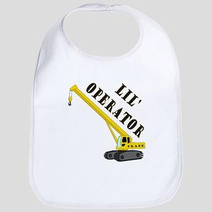 Lil' Crane Operator Bib