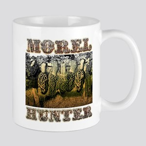 Morel mycology gifts Mug