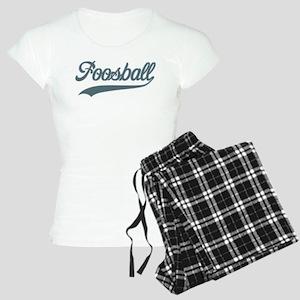 Retro Foosball Women's Light Pajamas