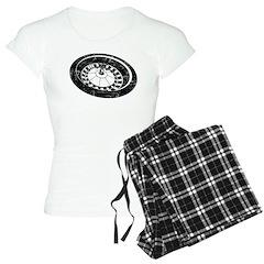 Vintage Roulette Pajamas