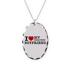 I love my Preacher Boyfriend Necklace
