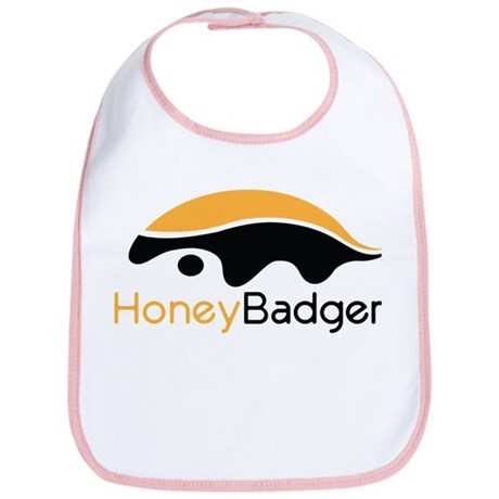 Honey Badger Cobra Yummy Bib