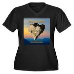Save Our #PublicLands Plus Size T-Shirt