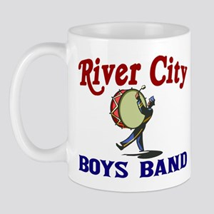 River City Boys Band Mug