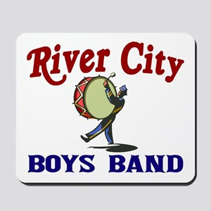 River City Boys Band Mousepad