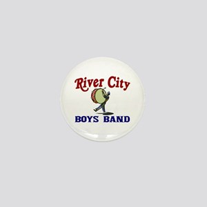 River City Boys Band Mini Button