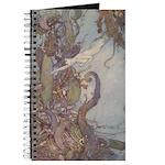 Dulac's Little Mermaid Journal
