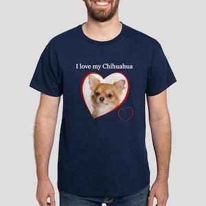 Love My Chihuahua Dark T-Shirt