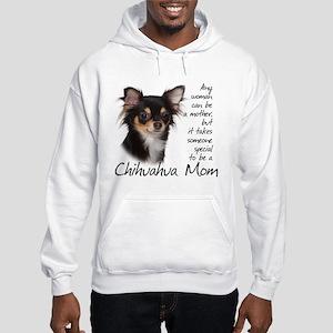 Chihuahua Mom Hooded Sweatshirt