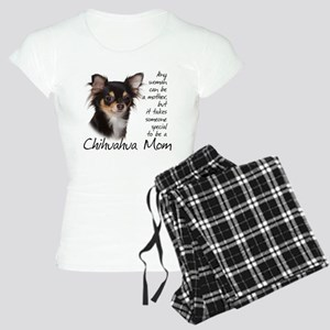 Chihuahua Mom Women's Light Pajamas