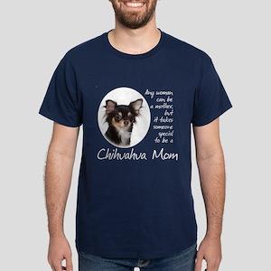 Chihuahua Mom Dark T-Shirt