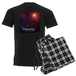 Energy Independence Men's Dark Pajamas