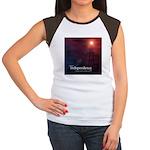 Energy Independence Women's Cap Sleeve T-Shirt
