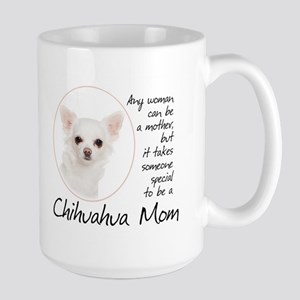 Chihuahua Mom Large Mug