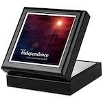 Energy Independence Keepsake Box