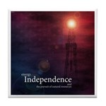 Energy Independence Tile Coaster