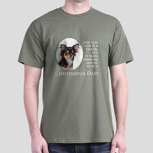 Chihuahua Dad Dark T-Shirt