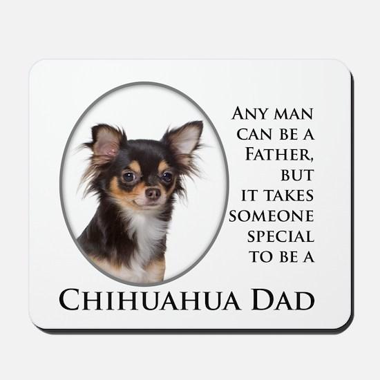 Chihuahua Dad Mousepad