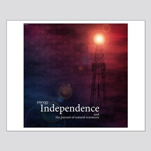 Energy Independence Small Poster