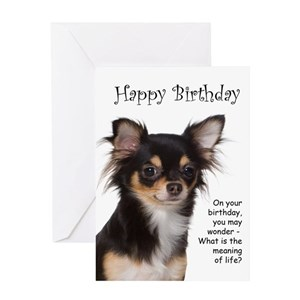 Funny Dog Greeting Cards