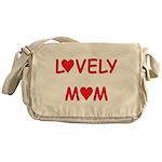 Lovely Mom Messenger Bag