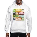 Global Warming Hoax Hooded Sweatshirt