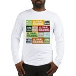 Global Warming Hoax Long Sleeve T-Shirt