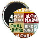 Global Warming Hoax Magnet