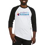 Smitten By Kittens Baseball Jersey