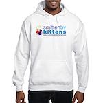 Smitten By Kittens Hooded Sweatshirt