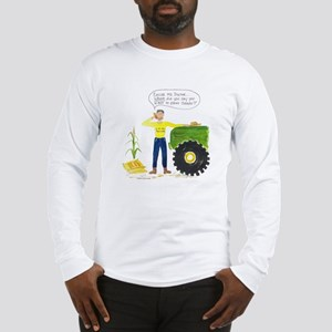 Planting Seeds Long Sleeve T-Shirt