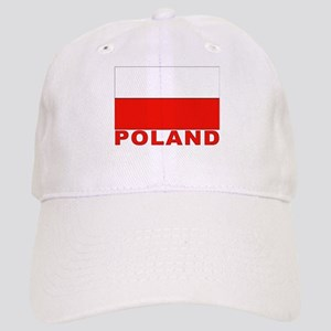 Poland Flag Cap